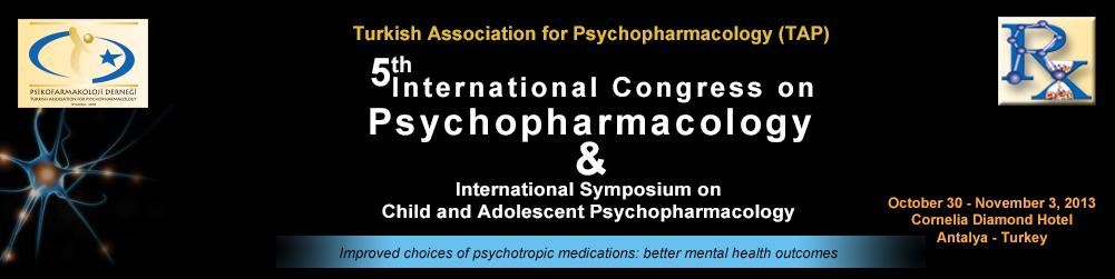 5. Uluslararsı Psikofarmakoloji Kongresi
