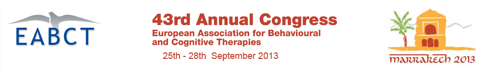 EABCT 43rd. Annual Congress