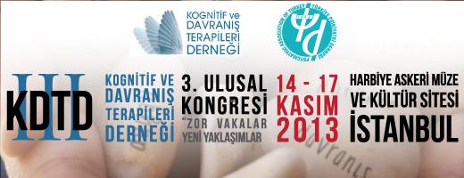 3. Ulusal Kognitif ve Davranış Terapileri Kongresi