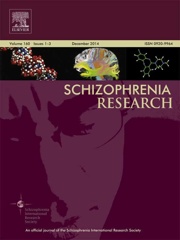paranoid schizophrenia research paper