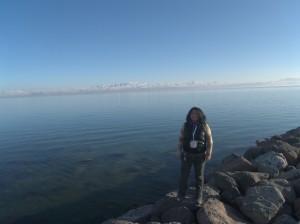 ErcisVanGölüKıyısı